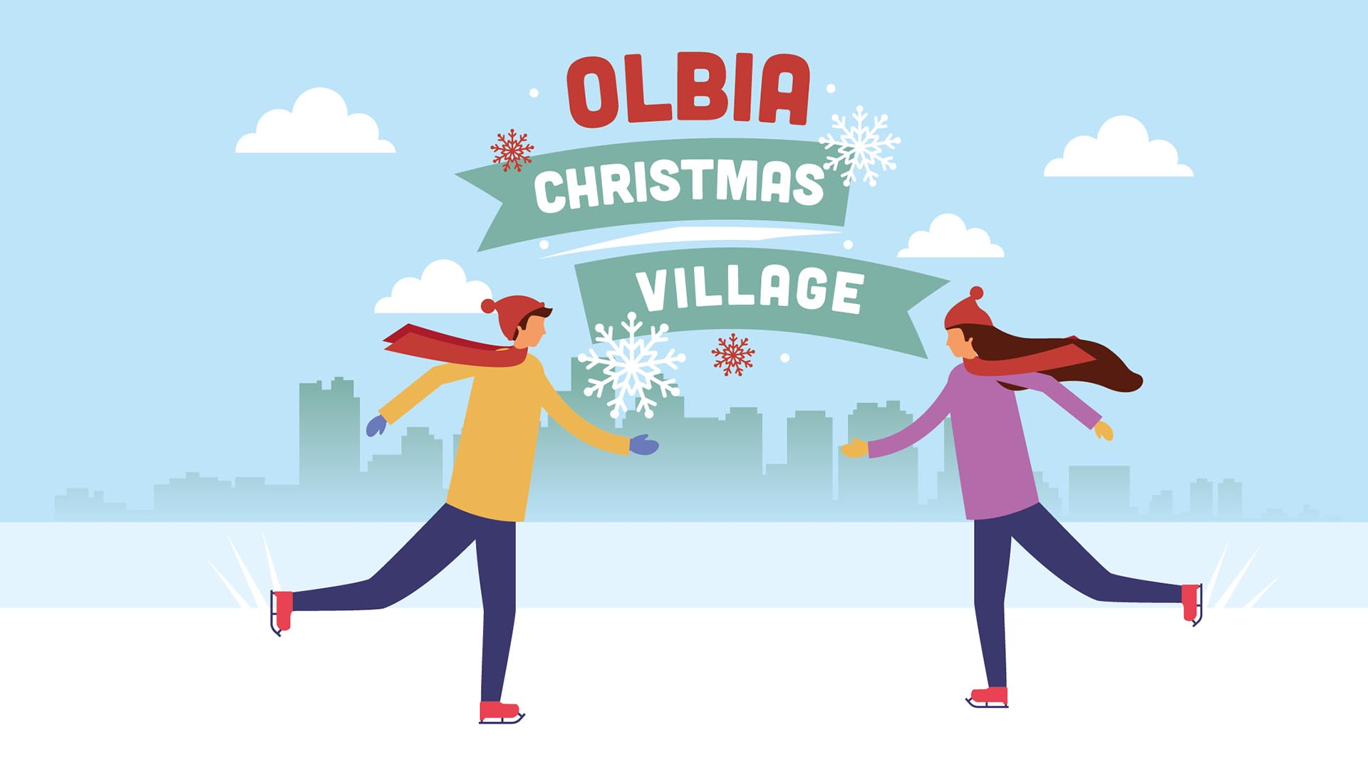 Olbia Christmas Village